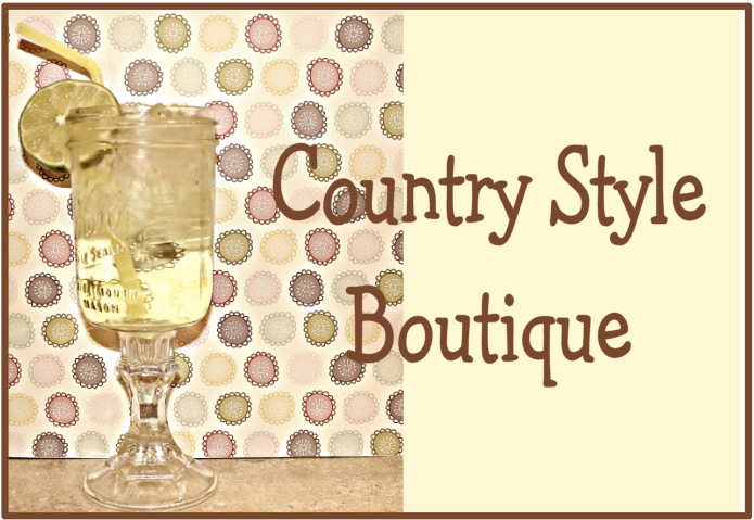 Country Style Stemware and Boutique